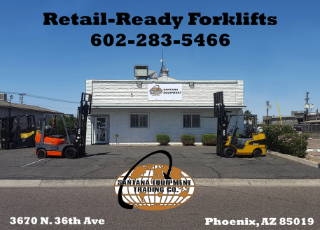 Used Forklifts for Sale in Arizona
