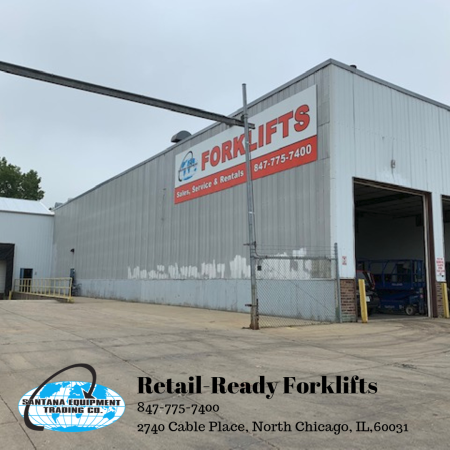 Illinois Forklifts for Sale