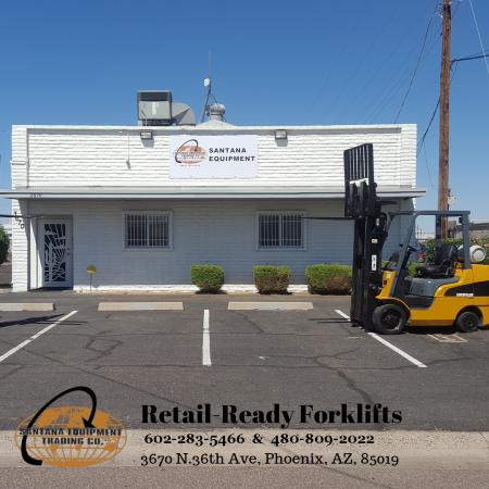 Arizona Forklifts for Sale