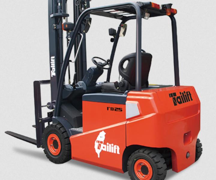 EKKO EK13A Three Wheel Electric Forklift