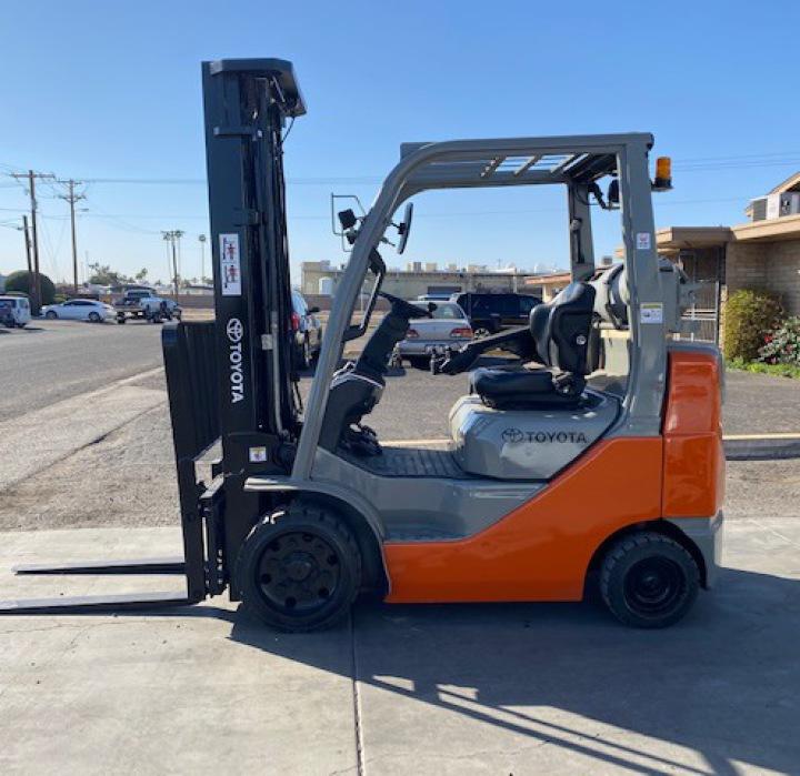 EKKO EK15A Three Wheel Electric Forklift
