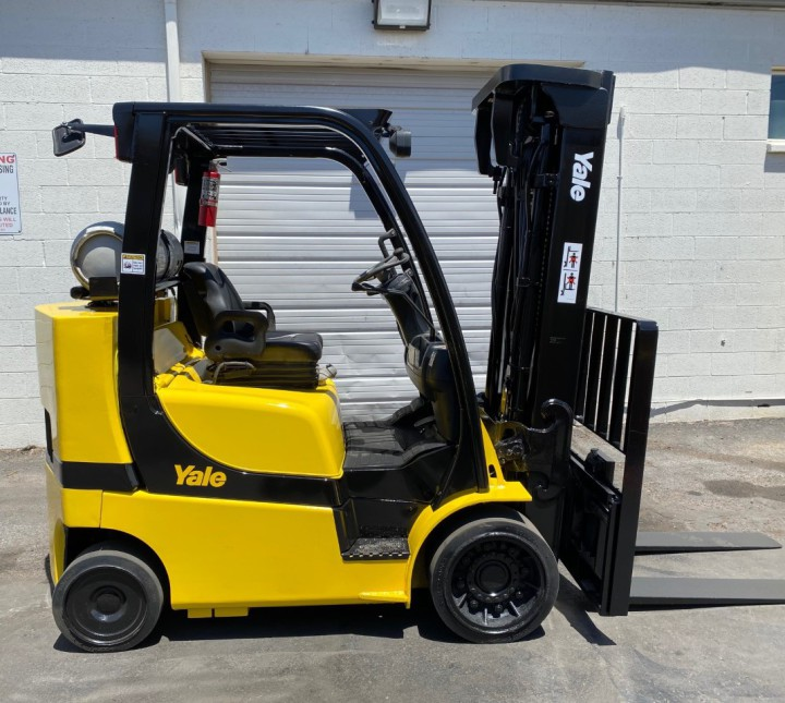 EKKO EK15A Three Wheel Electric Forklift